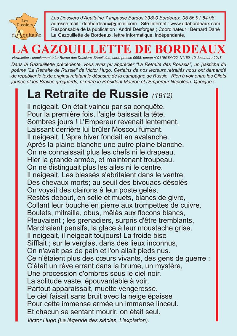 Gazouillette N°150
