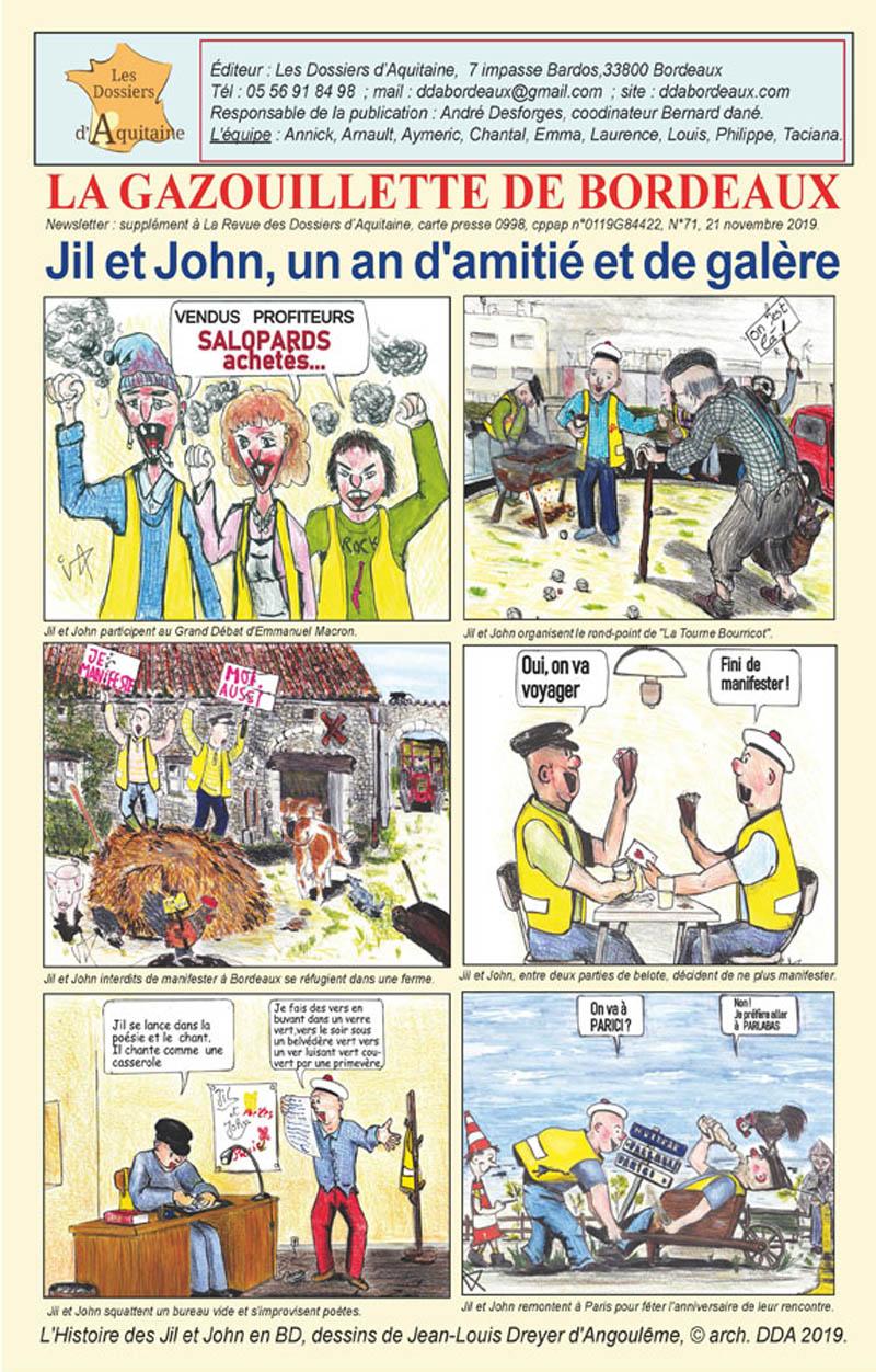 Gazouillette N°163
