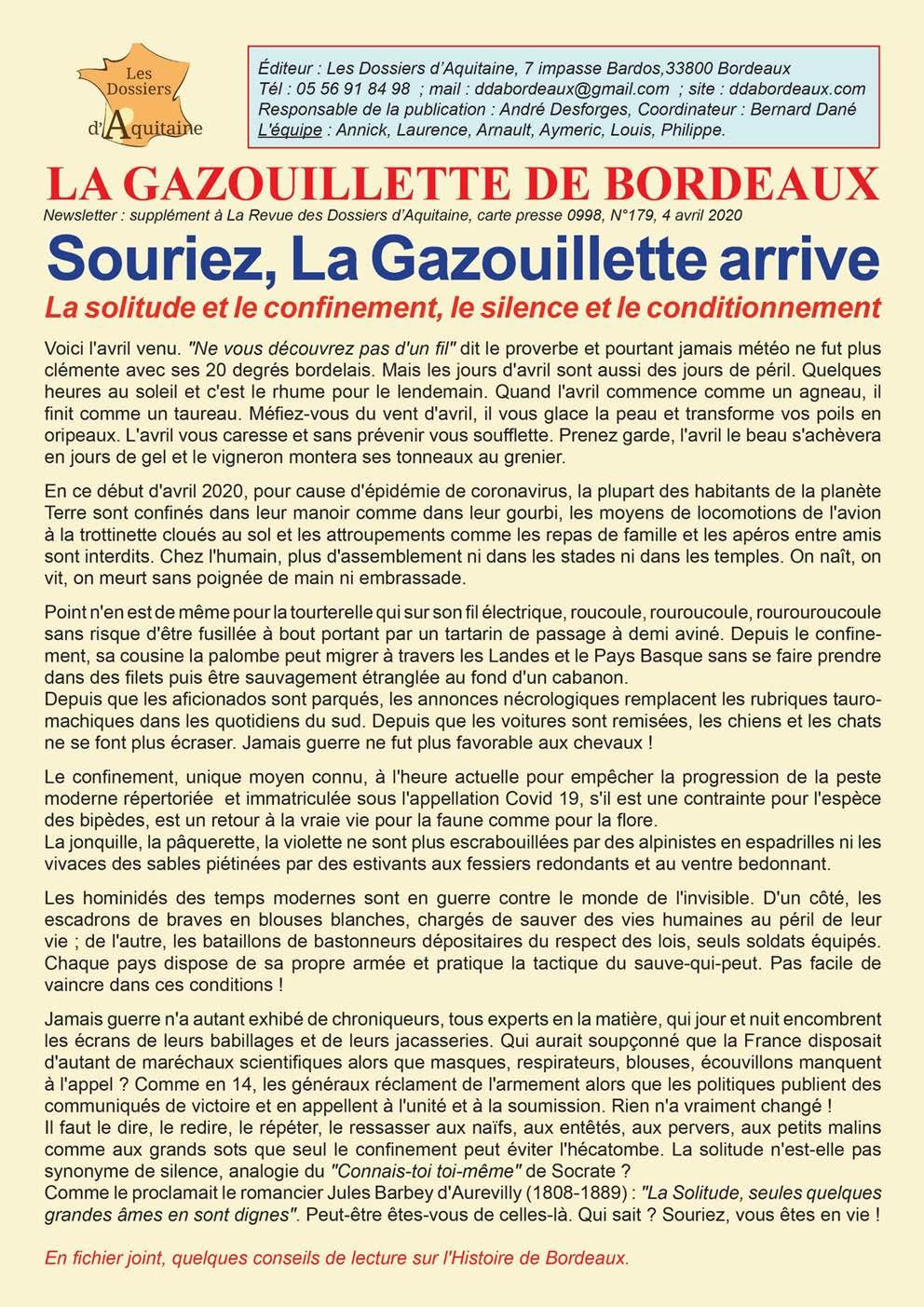 Gazouillette 179